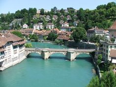 Europe; this is a picture of Bern, Switzerland where some of my family came from. one of my dreams is to travel europe and the world. i love the food and art of other cultures and one of my goals in life is to visit another country at least once.
