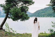 nature, love, bride
