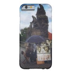 Painter in Prague #Iphone #case #Quality #Phone #Photograph #Travel #Vacation #UK #zazzle #product #shopping #insta