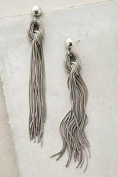 Rabo Fringe Earrings