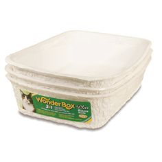 Kitty's WonderBox Disposable Litter Box *** You can find out more details at the link of the image. (This is an affiliate link and I receive a commission for the sales) #Kitty