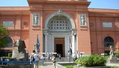 The Egyptian Museum  - Egypt Trips http://www.maydoumtravel.com/Egypt-Travel-and-Tour-Packages/4/0/