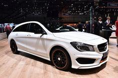 Noch sportlicher, noch praktischer: Neues Zubehör für den Mercedes-Benz CLA Shooting Brake (X117)
