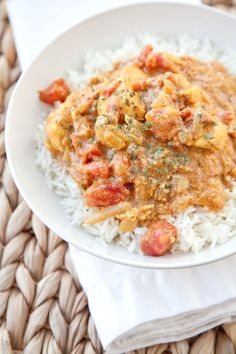 Indian food is our absolute favorite! We love it so much we are always looking for new recipes trying to mimic our favorite dishes. For anyone else that has attempted this, you know this is a hard ...
