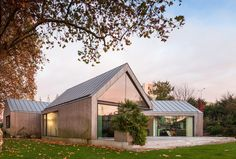 """""""House with four houses"""" By Prod Architecture & Design"""