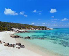 Lizard Island Beach, Queensland Australia