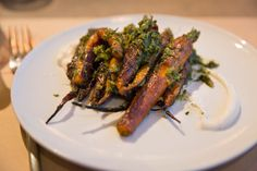 Love & Salt Restaurant Manhattan Beach, Gluten Free Dining, Italian Restaurant, Roasted Carrots