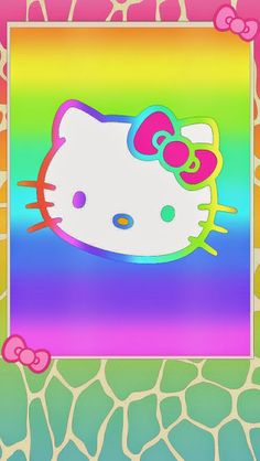 Wall Paper Samsung Love Hello Kitty Ideas For 2020 Pretty Phone Wallpaper, Sanrio Wallpaper, Colorful Wallpaper, Cool Wallpaper, Cellphone Wallpaper, Goodbye Kitty, Hello Kitty Art, Sanrio Hello Kitty, Hello Kitty Backgrounds