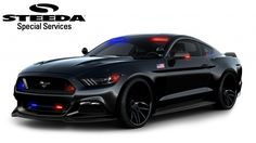 Between the Big Three it's a proverbial battle of the fiercest police interceptors, and Steeda just brought big guns to the fight. Check out the 2016 Mustang Police Interceptor! 2015 Ford Mustang, S550 Mustang, Mustang Cars, Mustang Tuning, Police Truck, Ford Police, Swat Police, Undercover Police Cars, Emergency Vehicles