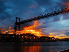 Puente Bizkaia. Autora:  Yolanda Mazas