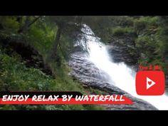 Switzerland Engadin Silvaplana Surlej Waterfall Inspired by nature