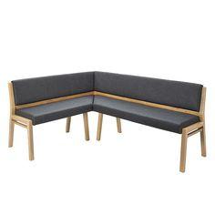 Eckbank Mod. Larissa-H - Schösswender Möbel Entryway Bench, Dining Bench, Bar, Bathroom, Interior, House, Furniture, Design, Home Decor