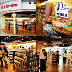 If you're looking for snacks, from countries like Japan, Korea or even Europe, that you can't normally find them in local supermarkets or convenient stores, try 759 阿信屋. I'm sure you'll be very happy! Check out their branches location here,http://www.759store.com/shop.php #allabouthongkong