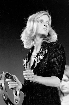 Linda McCartney. Rock and Roll Woman. She always knew she was not a fabulous singer, but she was the right voice with him. Miss hearing her.