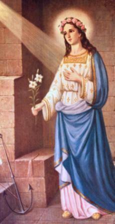 Oração à Santa Filomena