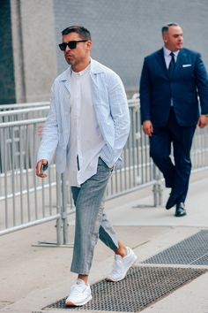 How New York's Most Stylish Men Dress Right Now Photos   GQ