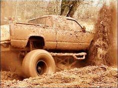 Muddin' Chevy