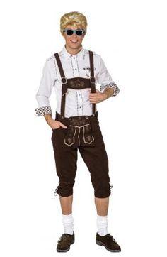 Baijerilaiset housut