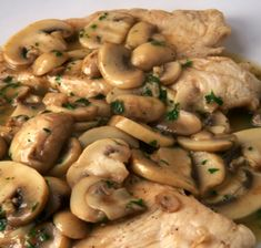 Recipes/Dinner/Chicken-Scaloppini-Marsala | Zone Diet | Home of Anti-Inflammatory Nutrition                                                                                                                                                                                 More