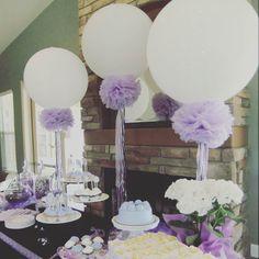 : Pinterest. Hos oss får du disse gigantiske ballongene! Ta en titt hos http://www.dinbabyshower.no #dekorasjon #baby #ballonger #balloons #pynt #babypynt #dinbabyshower #detlilleekstra #nettbutikk #babyshower #dåp #navnefest #fødsel  #gravid