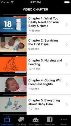 This app for new parents is almost like having an instruction manual.
