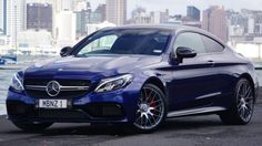 How buying a Mercedes-AMG C 63 S coupe can save you $100000 - Stuff.co.nz
