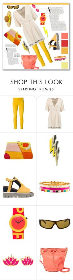 """""""PotzBlitz!!"""" by feelgood35 ❤ liked on Polyvore featuring STOULS, Vionnet, Emilio Pucci, Anya Hindmarch, Strategia, Kate Spade, Swatch, Chanel, Deux Lux and Betsey Johnson"""