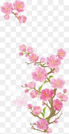 Desenho de Flores., Design Gráfico, Flores, FloresPNG e Vector