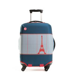 Dandy Nomad - Bag On Bag Small Suitcase Cover Paname Blue | Peter's of Kensington