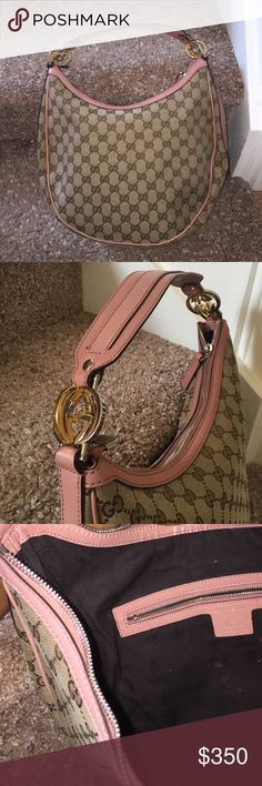 84602c16d9a Authentic GUCCI handbag Gently used Gucci Bag. Medium sized. Can be carried  as tote