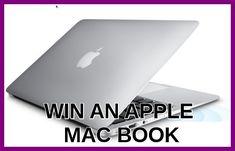 Win an Apple Macbook