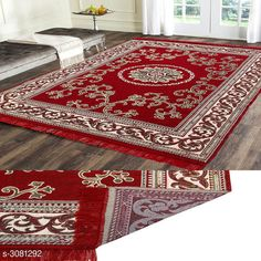 Medium Weight Carpets Trendy Cotton Carpets Material: Cotton Dimension ( L X W ): 6 ft X 4.5 ft Description: It Has 1 Piece Of Carpet Work: Printed Country of Origin: India Sizes Available: Free Size   Catalog Rating: ★3.9 (892)  Catalog Name: Ubania Trendy Cotton Carpets Vol 19 CatalogID_422071 C55-SC1723 Code: 624-3081292-
