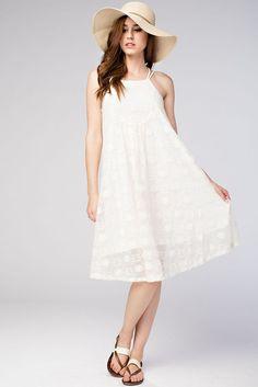 8209 - Lace Dress