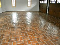 """A garage flooring options, ideas, and """"how to"""" resource. Learn about garage floor sealer, epoxy coatings, tiles, paint, mats, garage floor repair and more."""