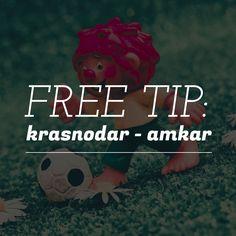 Unsere Wette gestern ging verloren. Deshalb gibt es heute einen zusätzlichen kostenlosen Tipp: #Krasnodar - #Amkar (#Russia #premiereleague) >>> http://beatthebookies.de/tipstrr