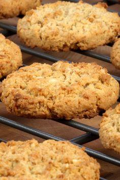 Soft Oatmeal Cookies Recipe