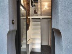 narrow italian house