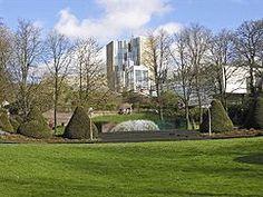 Mönchengladbach museum mit skulpturengarten