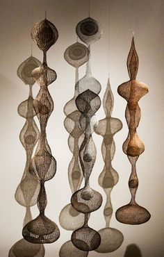 Ruth Asawa     (I love that I see one of these weekly at work)