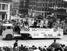 f1 1963, Jim Clark's parade