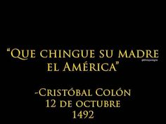 """Hoy se cumplen 524 años del """"descubrimiento"""" de América..."""