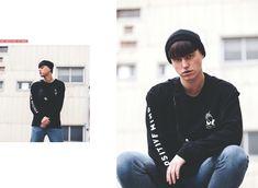 www.kaotikobcn.com Made in Barcelona #kaotikobcn #clothing #boy #girl #lookbook #black