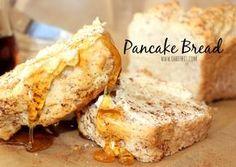 ~Pancake Bread! | Oh Bite It