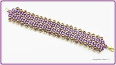 This tutorial will teach you how to make Pulsar Bracelet  You will receive PDF file with step by step instructions, tips and pics.  you can sell the