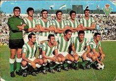 27 de septiembre 1970 betis 1 cadiz 0 - Fotos de La historia del Betis