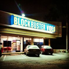 loved renting movies never thought it would close :(