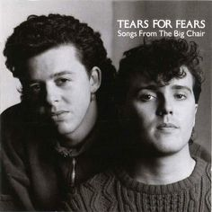 """Tears For Fears / Songs From The Big Chair (1985) -- Check out the """"I ♥♥♥ the 80s!!"""" YouTube Playlist --> http://www.youtube.com/playlist?list=PLBADA73C441065BD6 #1980s #80s"""