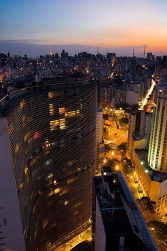 São Paulo, Brazil - Copan Building