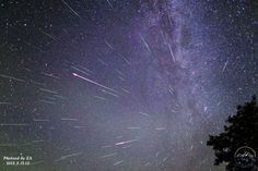 Comet dust rained down on planet Earth earlier this month, streaking through dark skies in the annual Perseid meteor shower. While enjoying the anticipated space weather above Zhangbei Prairie, Hebei Province, China, astronomer Xiang Zhan recorded a series of 10 second long exposures spanning four hours on the night of August 12/13 using a wide angle lens. Combining frames which captured 68 meteor flashes, he produced the above composite view of the Perseids of summer.