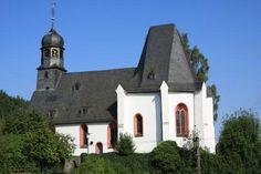 Idstein-Oberauroff, Wehrkirche (Rheingau-Taunus-Kreis) HE DE